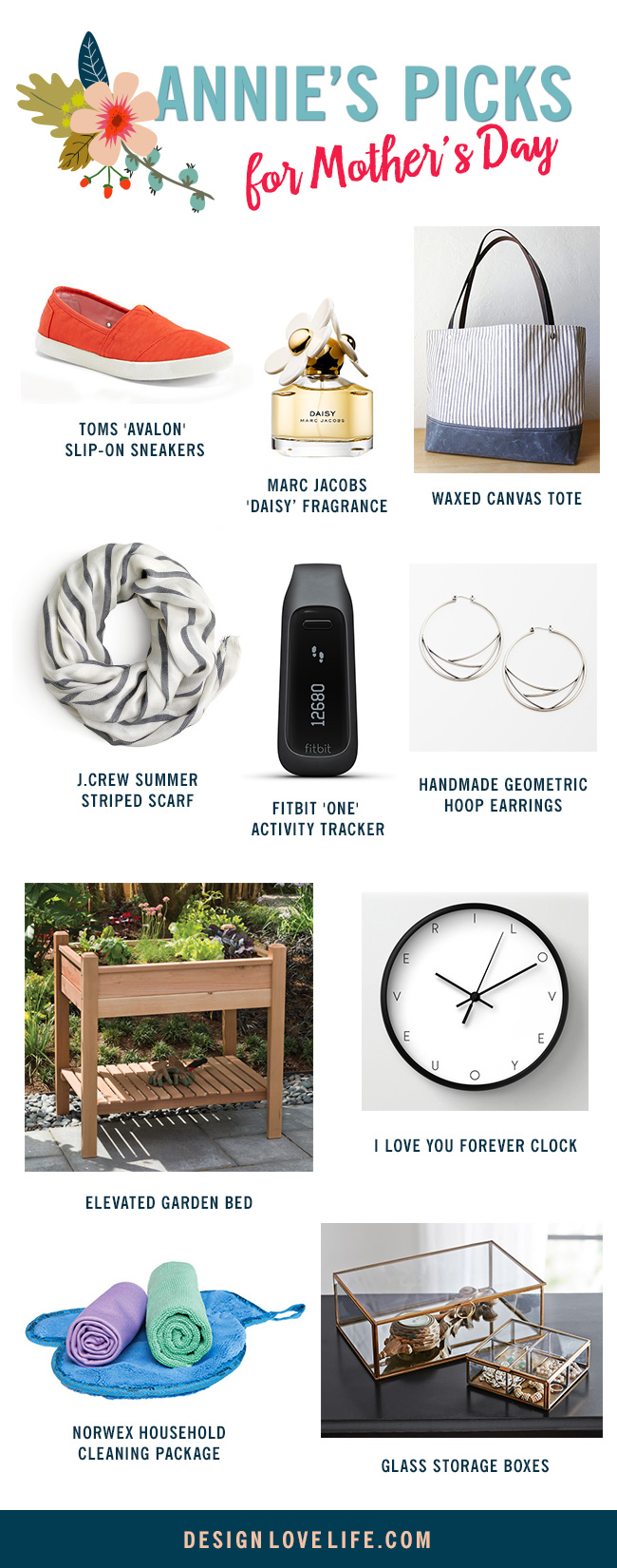 Annie's Picks for Mother's Day!