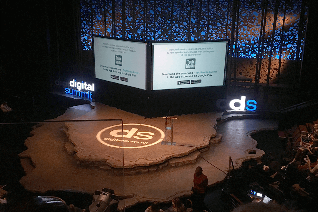 Digital Summit at the Guthrie Theater in Minneapolis