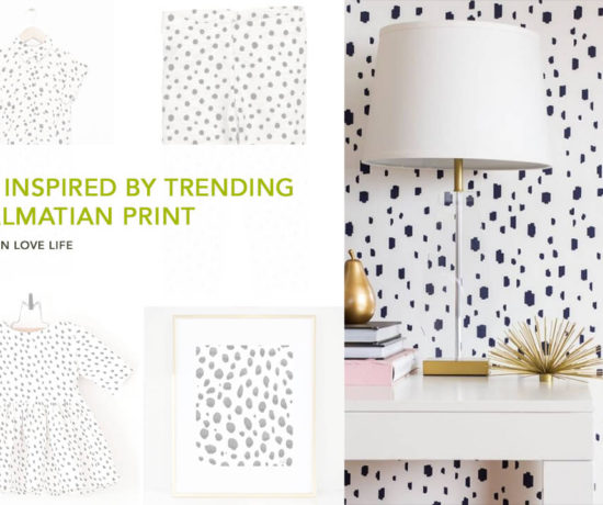 Be Inspired by Trending Dalmatian Print