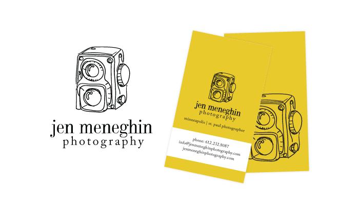 Identity/Print: Jen Meneghin Photography