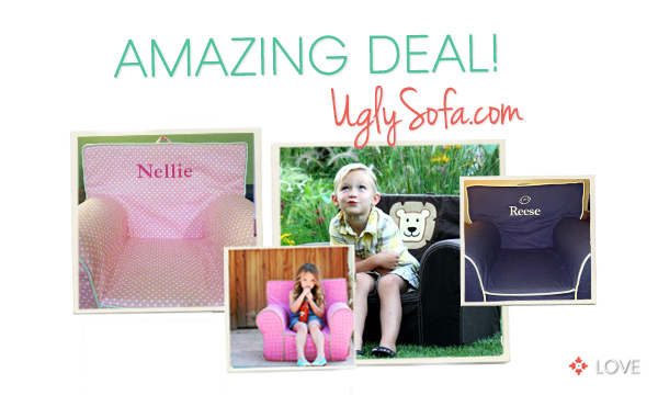 Uglysofa.com Ugly-Where Chairs $59.99 | Annie Johnson. Design Love Life
