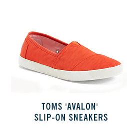 TOMS 'Avalon' Slip-On Sneakers