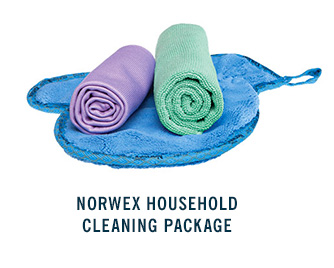 Norwex Household Cleaning Package