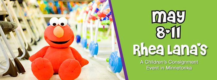 Rhea Lana Consignment Event Social Media