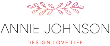 Annie Johnson | Design Love Life