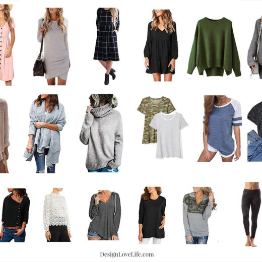 Fall Favorites Under $30 on Amazon. Fall Fashion Must Haves.
