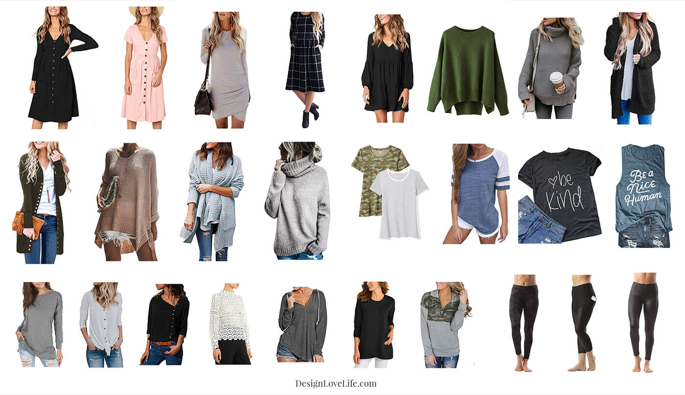 Fall Fashion Must Haves Resonably Priced Under $30 on Amazon
