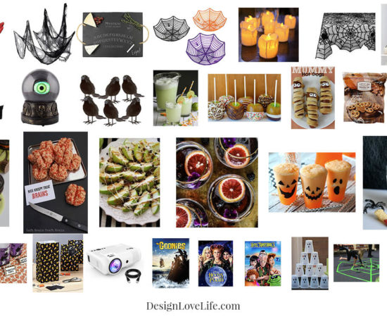 Spooky and EASY Halloween Party Ideas. Halloween Decorations, Games and Recipes