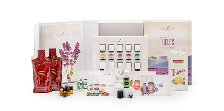 Young Living, Premium Starter Kit with Dewdrop
