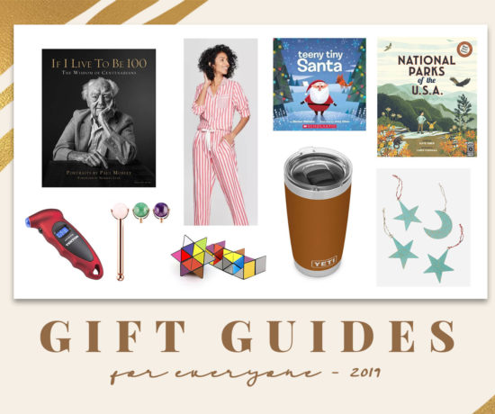 Easy Last-Minute Gift Guide for anyone