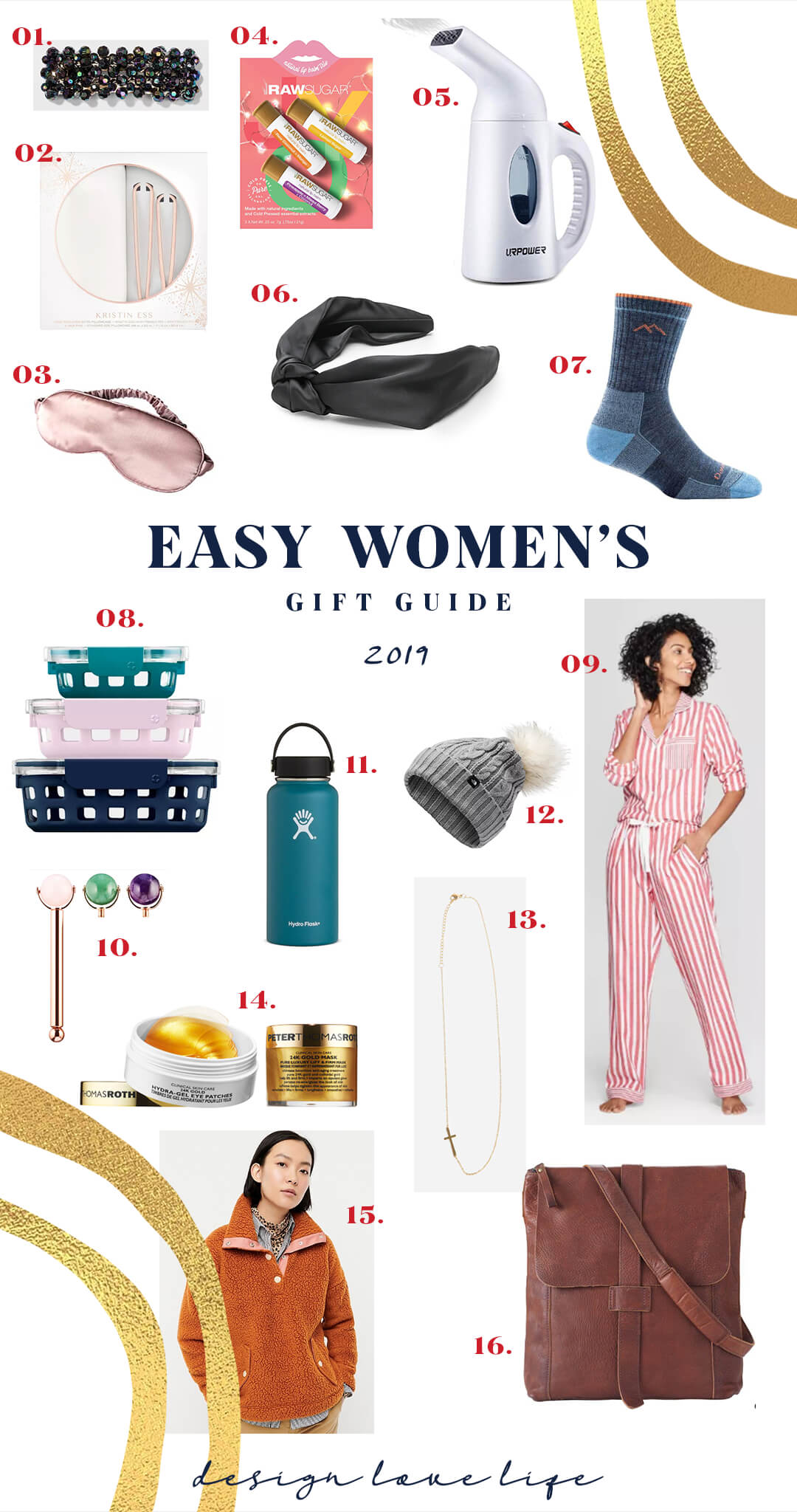 Easy Women's Gift Guide for last minute ideas