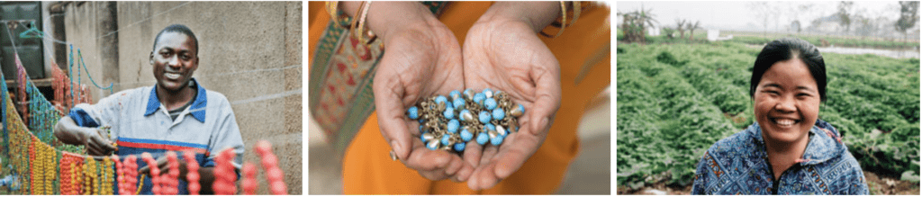 Noonday - Fair trade jewelry and accessories which supports artisans around the world.