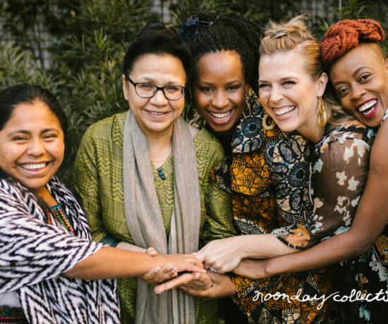 Noonday Collection, a fair trade company that impacts artisans around the world in developing countries.
