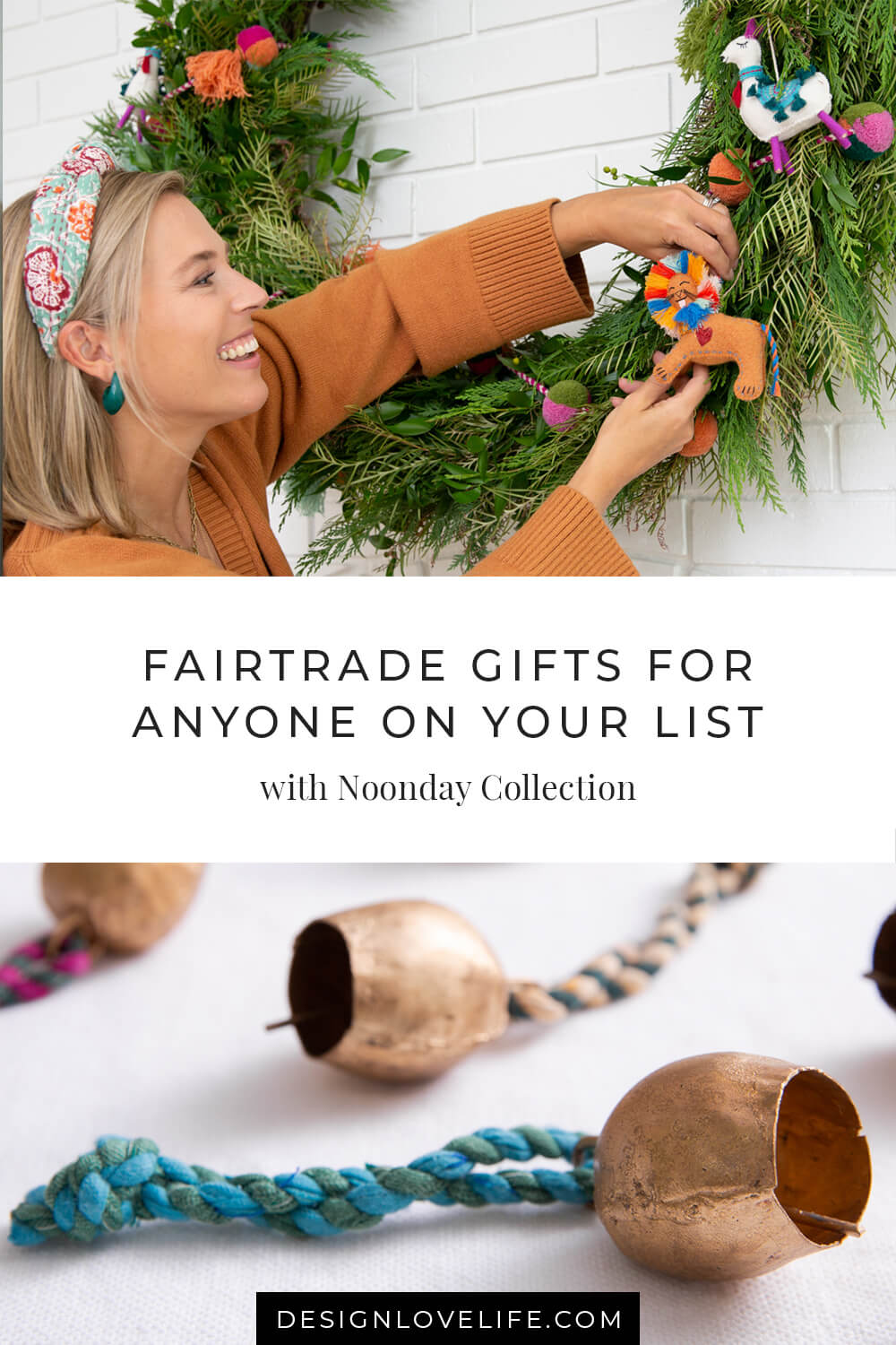 Fair trade gifts for anyone on your list. Christmas and the Holidays support Artisans around the world. Noonday Collection and Annie Johnson.