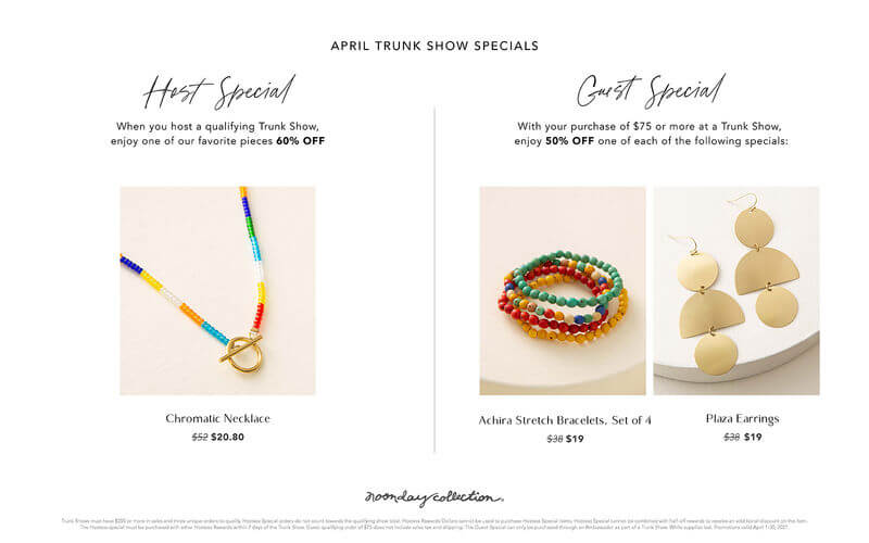 April Specials and Sales. Unique Handmade Gifts by handcrafted Artisans from around the world. Great ideas for any mama's in your life with Noonday Collection and Annie Johnson | Design Love Life.