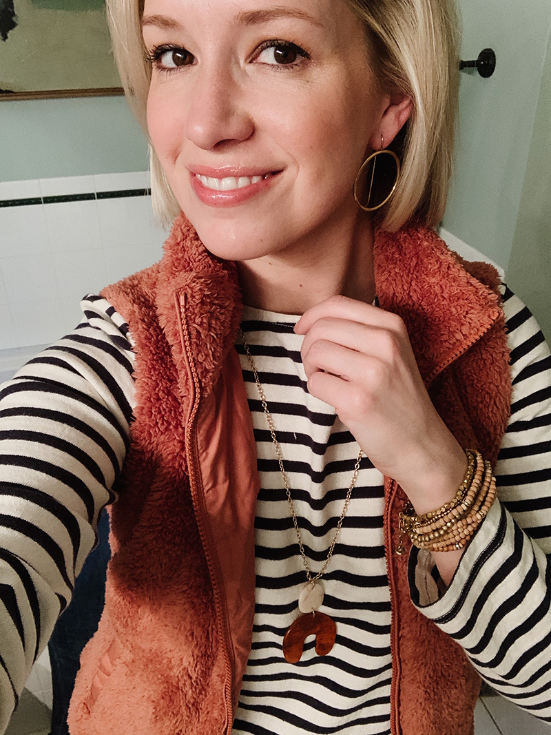 My Casual Look for this week, Spring, and the weekend. Annie Johnson | Design Love Life