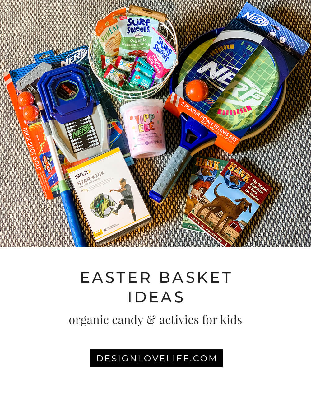 Fun Easter Basket ideas for kids. Ideas for activities and even organic candy! Annie…</p> 		<p><a href=